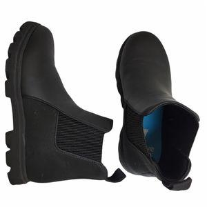 Native Kensington Treklite Black Kids Boots